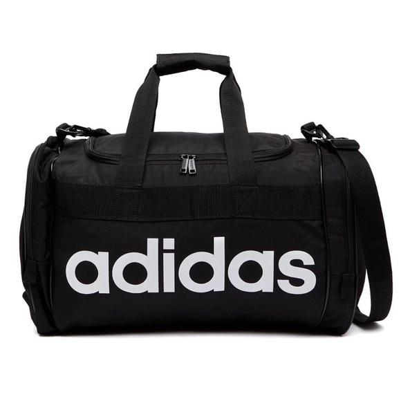 41af92aad8 Large Black Santiago Adidas Duffle Bag